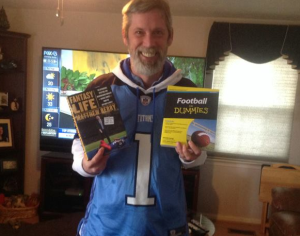 Football for Dummies & Fantasy Life