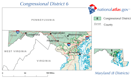 Maryland Congressional District 6