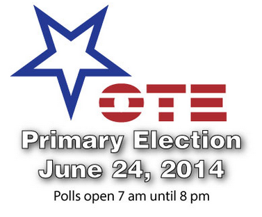 Primary Election June 24th