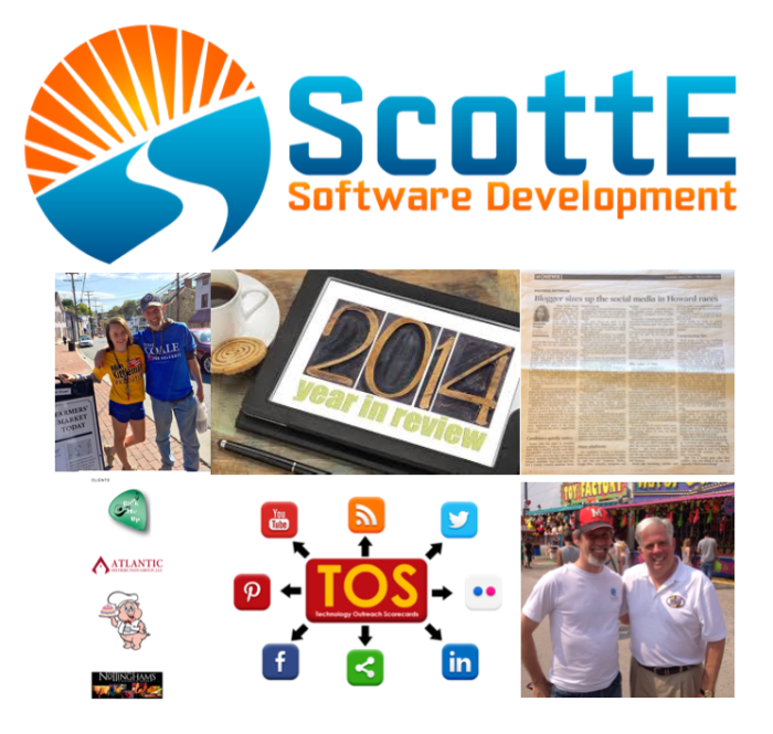 2014 Year in Review ScottE Software