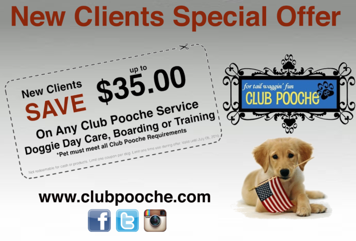 New Clients Club Pooche Coupon