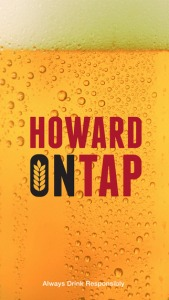 HowardOnTap Splash Screen