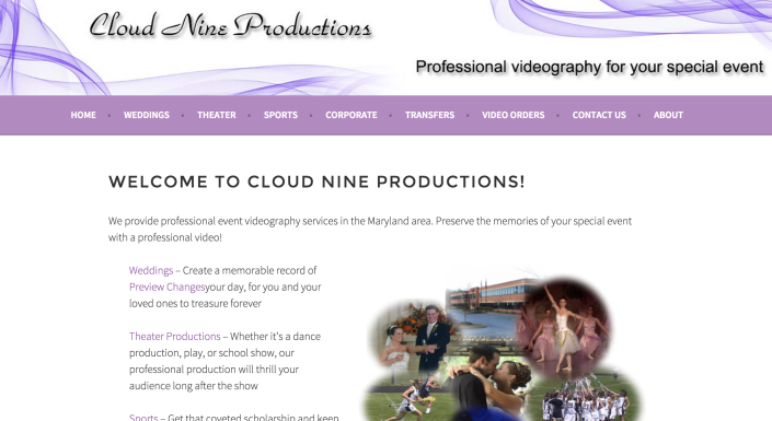 Cloud Nine Productions