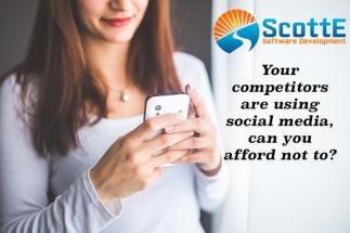 Learn how ScottE Software can help with your social media needs