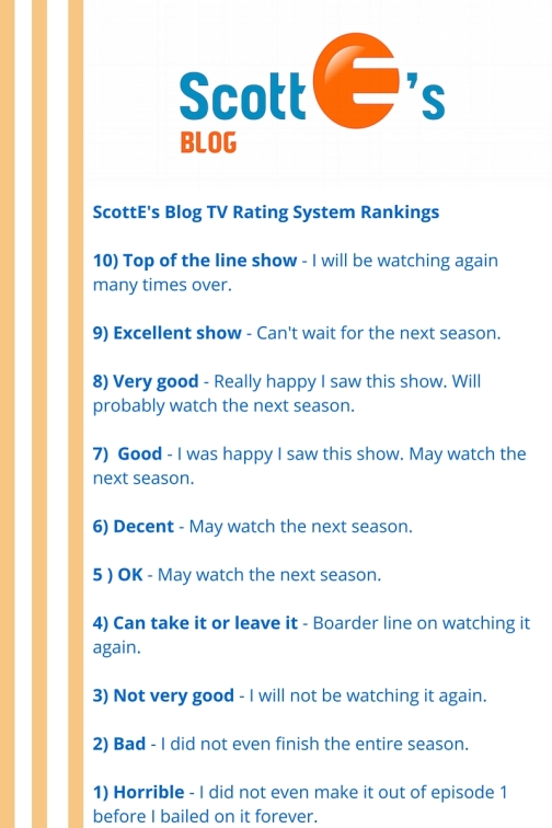 Scott Es TV Rating System